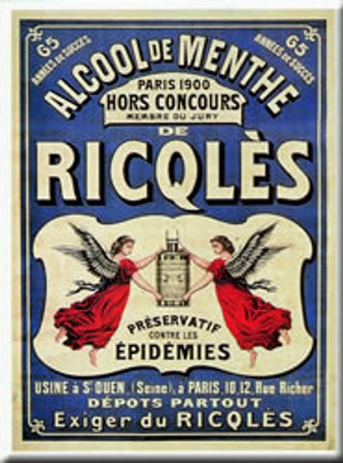 Ricqles  Magnet