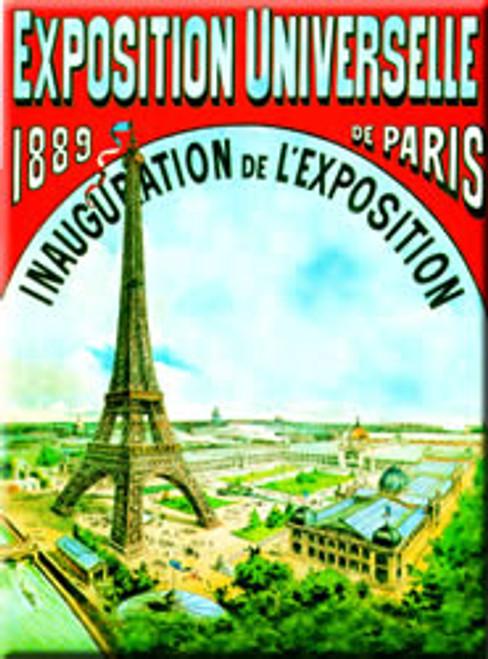 Paris Expo Magnet