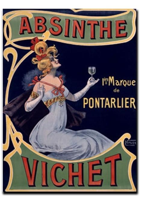 Absinthe Vichet Magnet