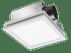 SLM70ELED - 70 CFM Fan with edge-lit dimmable LED light grille