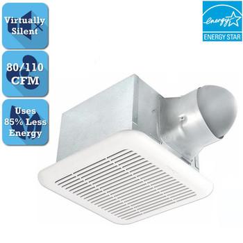 BreezSignature - SIG80-110 - 80/110 CFM Exhaust Fan