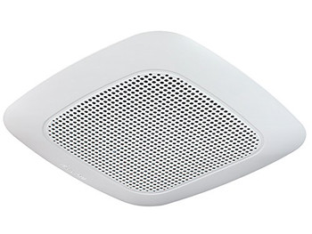 BreezSignature VFB25ADBT -- 110 CFM Single Speed Fan with Bluetooth® Stereo Speaker