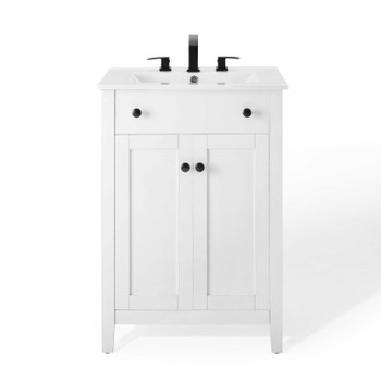 """Nantucket 24"""" Bathroom Vanity EEI-4250-WHI-WHI"""