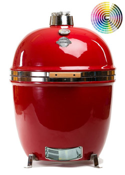 GRILL DOME Infinity X2 Large Kamado Grill Complete WITH Dreamcart - In CUSTOM Color Options