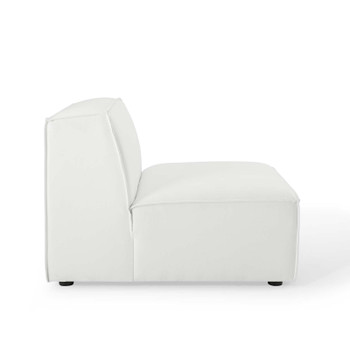 Restore Sectional Sofa Armless Chair EEI-3872-WHI