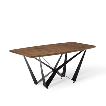 Parallax Dining Table EEI-4093-WAL