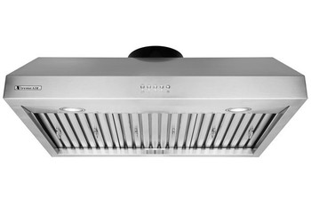 "XtremeAir Ultra Series UL11-U30, 30"" width, Baffle filters, 3-Speed Mechanical Buttons, Full Seamless, 1.0 mm Non-magnetic S.S, Under cabinet hood"
