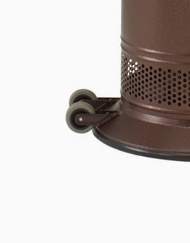 Patio Comfort PC02AB Antique Bronze portable LP heater