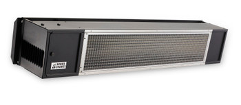SUNPAK S25 25,000 BTU BLACK INFRARED HEATER Model S25