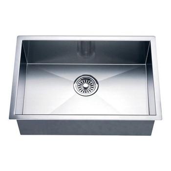 Daweier ESR445118C Kitchen Sink Set Includes Sink,Faucet In Chrome & Bottom Grid
