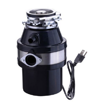 1/2 HP Compact Garbage Disposal With Air Switch - FWD01