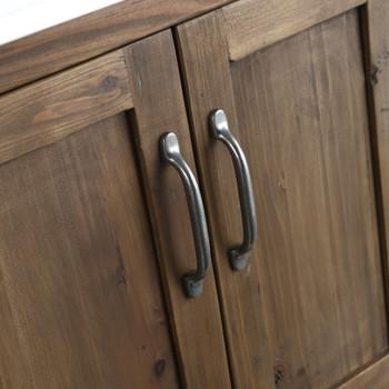 "Austin 24"" Single Sink Vanity in Walnut DEC4006-S"