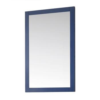 "Legion Furniture 24"" x 36"" Blue Mirror WLF2436-B-M"