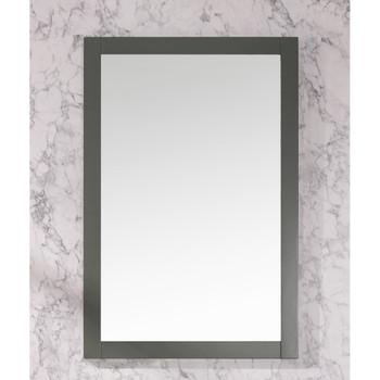 "Legion Furniture 24"" x 36"" Pewter Green Mirror WLF2436-PG-M"