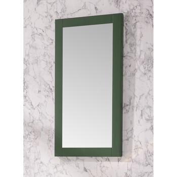 """Legion Furniture 16"""" Vogue Green Mirror WLF9018-VG-M"""