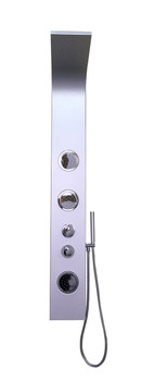 Shower & Massage Panel, Thermostatic, designed for flat wall, LSH85