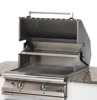 PGS Legacy Newport 30-Inch Built-In Propane Gas Grill S27LP