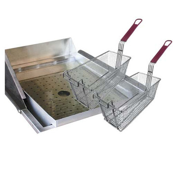 Cal Flame Deep Fryer Set - BBQ09902