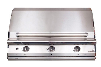 "PGS LEGACY 39"" PACIFICA GOURMET GRILL WITH ROTISSERIE BURNER and Kit, Natural Gas S36RNG"