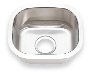 Undermount Stainless Steel Sink Sink, SM1512