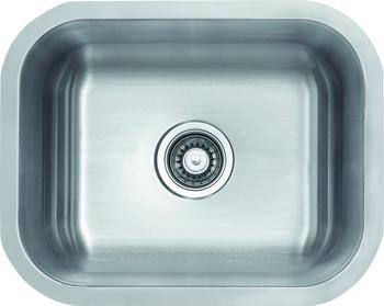 Undermount Stainless Steel Sink Sink, SM1816