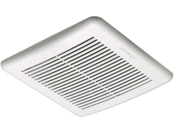 Breez Green Builder Ventilation Fan - GBR100H -- 100 CFM with Humidity Sensor