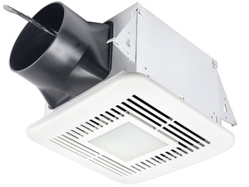 Delta BreezElite ELT80-110DLED Adj. High Speed 80/110 CFM, Dual speed fan/dimmable LED light