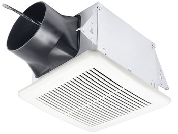 Delta BreezElite ELT80-110H Adj. High Speed 80/110 CFM, Dual speed fan w/adj Humidity sensor
