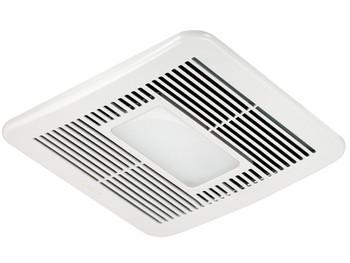 Delta BreezSmart SMT150LED - 150 CFM Single speed Fan/LED Light/N-Light