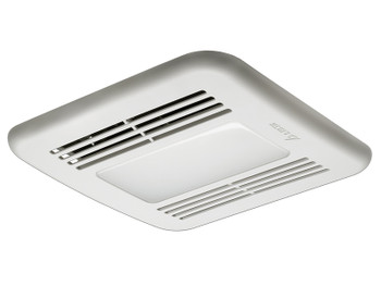 Delta BreezGreenBuilder GBR100LED - 100 CFM Single speed Fan/Dimmable LED Light