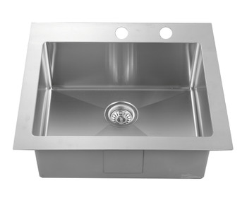 Over mount Stainless Steel Sink Sink, RD2522-9