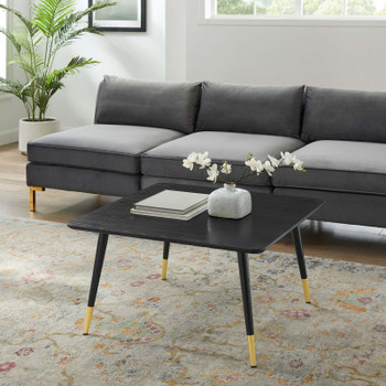 Vigor Square Coffee Table EEI-4215-BLK