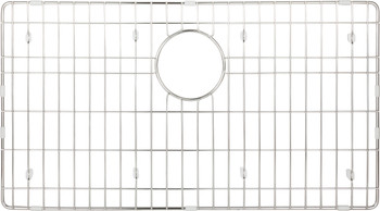Hardware Resources Stainless Steel Bottom Grid for Handmade Single Bowl Sink (HMS190) HMS190-GRID
