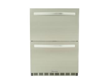 Blaze Double Drawer 5.1 cu. ft. Refrigerator - BLZ-SSRF-DBDR5.1
