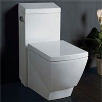 EAGO TB336 ONE PIECE HIGH EFFICIENCY LOW FLUSH ECO-FRIENDLY CERAMIC TOILET