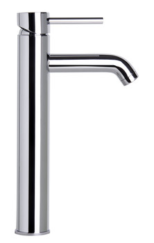 ALFI brand AB1023-PC Tall Polished Chrome Single Lever Bathroom Faucet