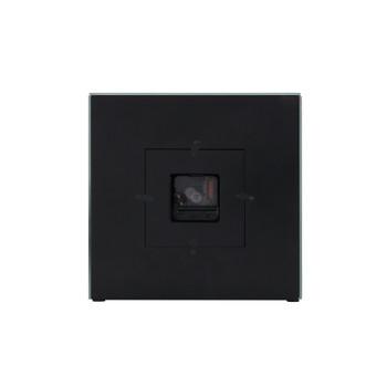 ACME 97817 Noralie Accent Clock, Mirrored & Faux Diamonds
