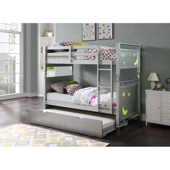 ACME 38328 Powell Trudle, Silver Finish