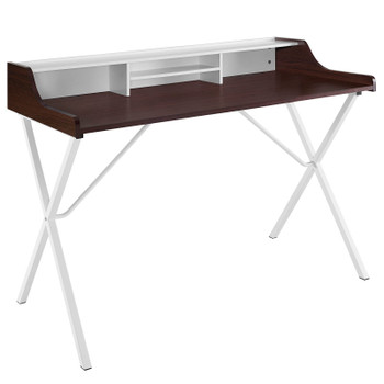 Bin Office Desk EEI-1327-CHR