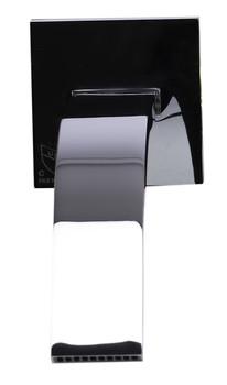 ALFI brand AB1256-PC Polished Chrome Single Lever Wallmount Bathroom Faucet