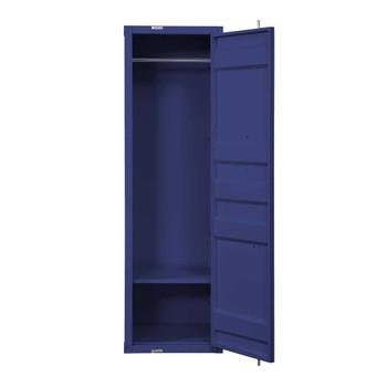 ACME 35941 Cargo Single Door Wardrobe, Blue