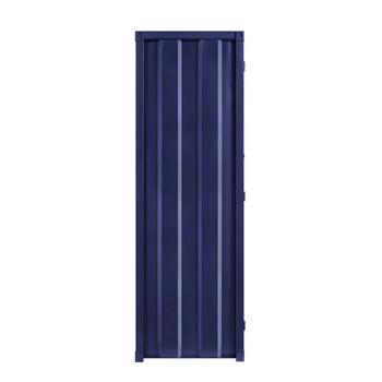 ACME 37909 Cargo Double door Wardrobe, Blue