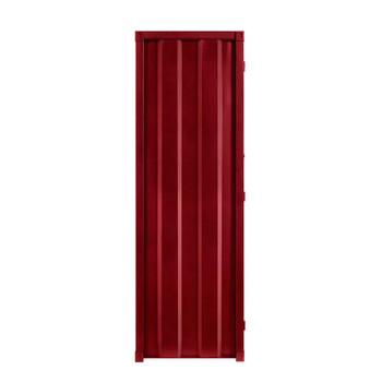 ACME 37919 Cargo Double door Wardrobe, Red