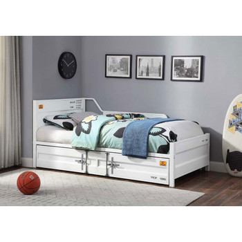 ACME 39880 Cargo Daybed, White