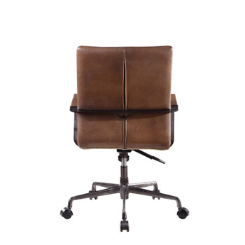 ACME 92568 Indra Office Chair, Vintage Chocolate