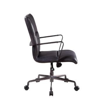 ACME 92569 Indra Office Chair, Onyx Black