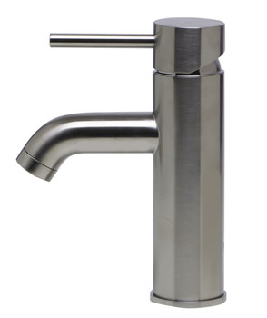 ALFI brand AB1433-BN Brushed Nickel Single Lever Bathroom Faucet