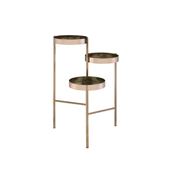 ACME Namid Plant Stand, Gold