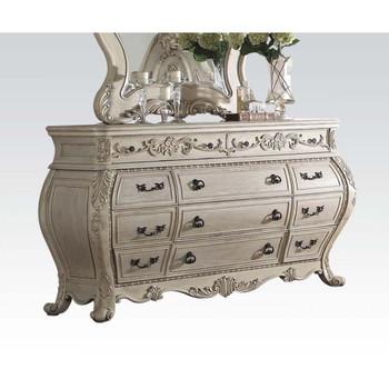 ACME Ragenardus Dresser, Antique White