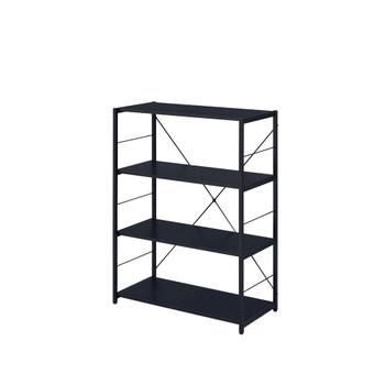 ACME 92775 Tesadea Bookshelf, Black Finish